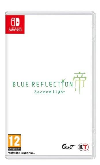 Koei Blue Reflection Second Light Nintendo Switch Game