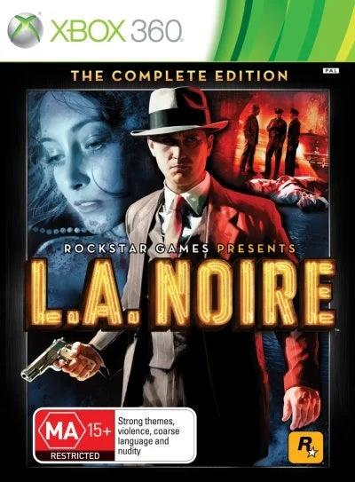 Rockstar LA Noire The Complete Edition Refurbished Xbox 360 Game