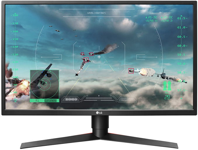 LG 27GK750FB 27inch LED Monitor