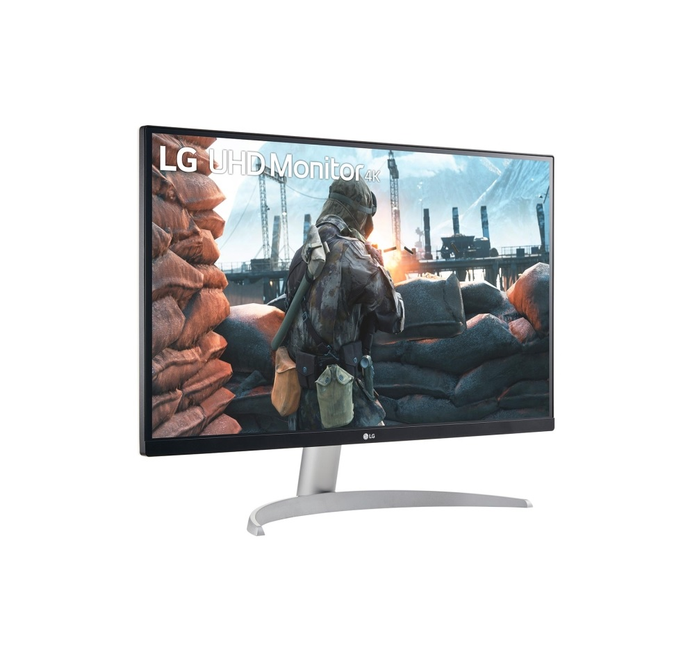 LG 27UP600-W 27inch LED Monitor