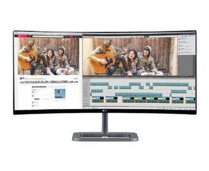 LG 34UC87C 34 inch LED Monitor