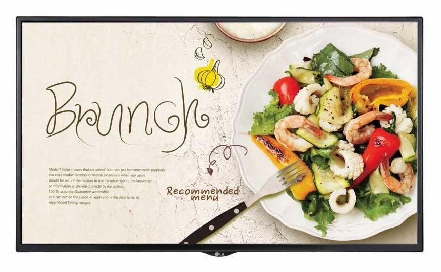 LG 49SM5KE-B 49inch LED LCD TV