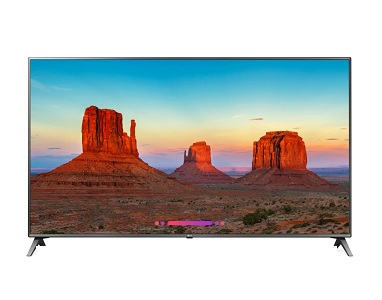 LG 75UK6500PTB 75inch UHD LED LCD TV