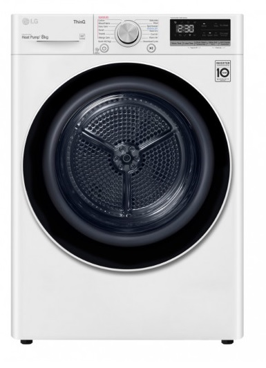 LG DVH508W Dryer