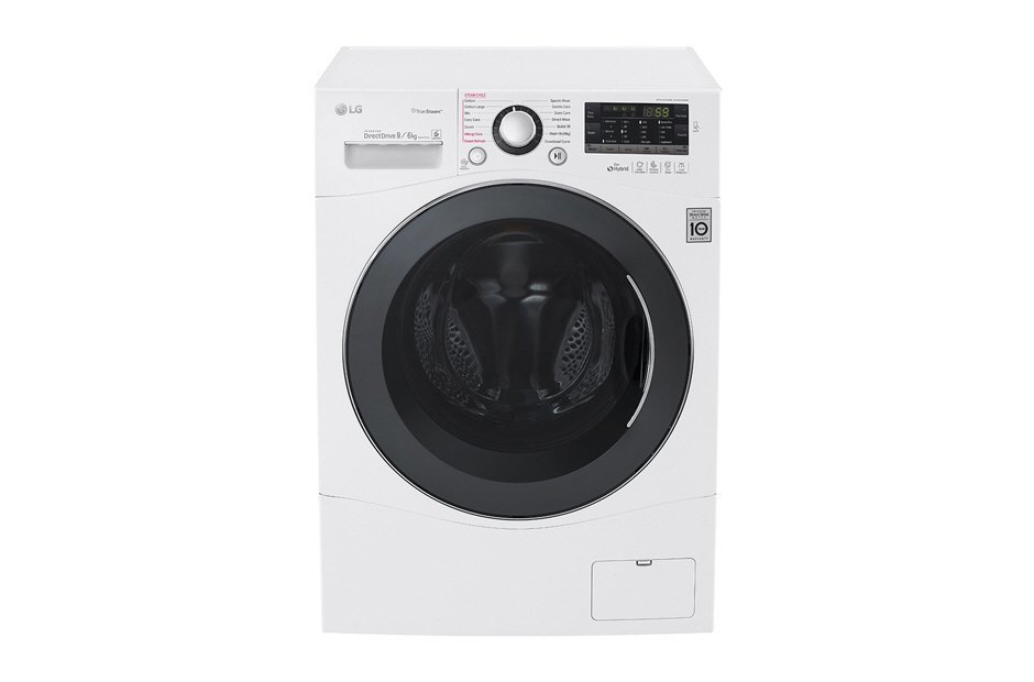 LG F1409DPRW Washing Machine