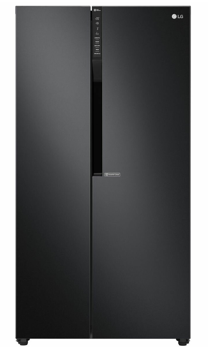 LG GS-B680MBL Refrigerator
