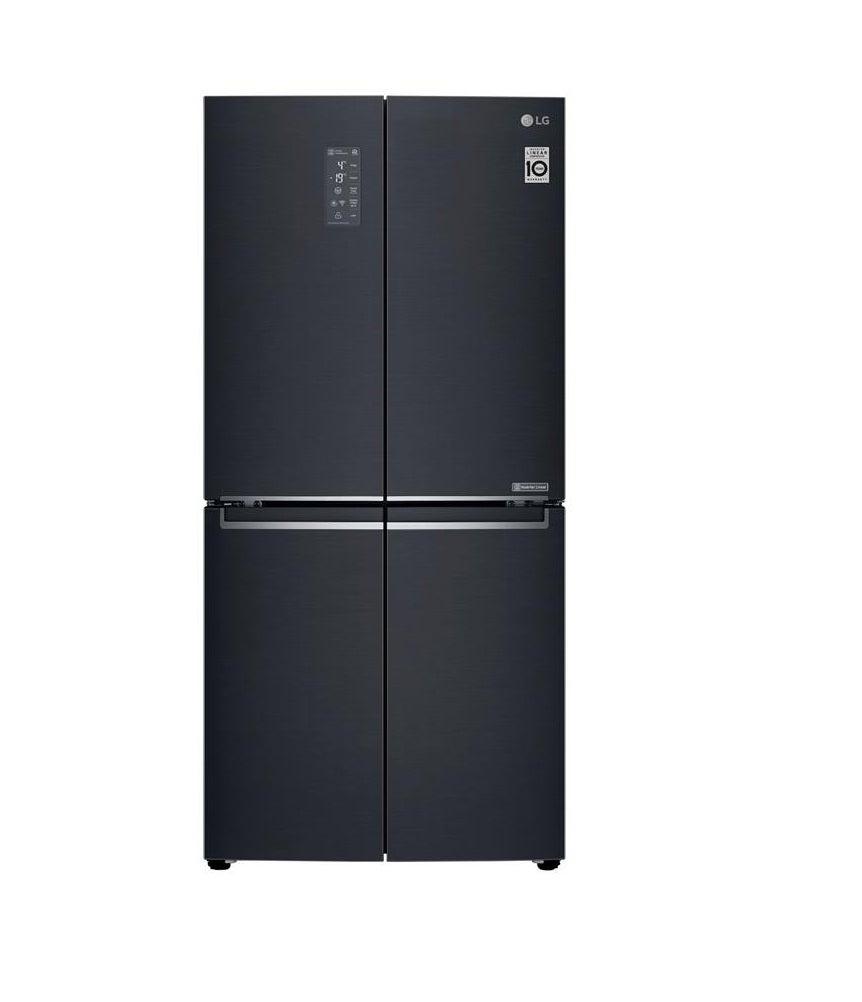 LG GFB590MBL Refrigerator
