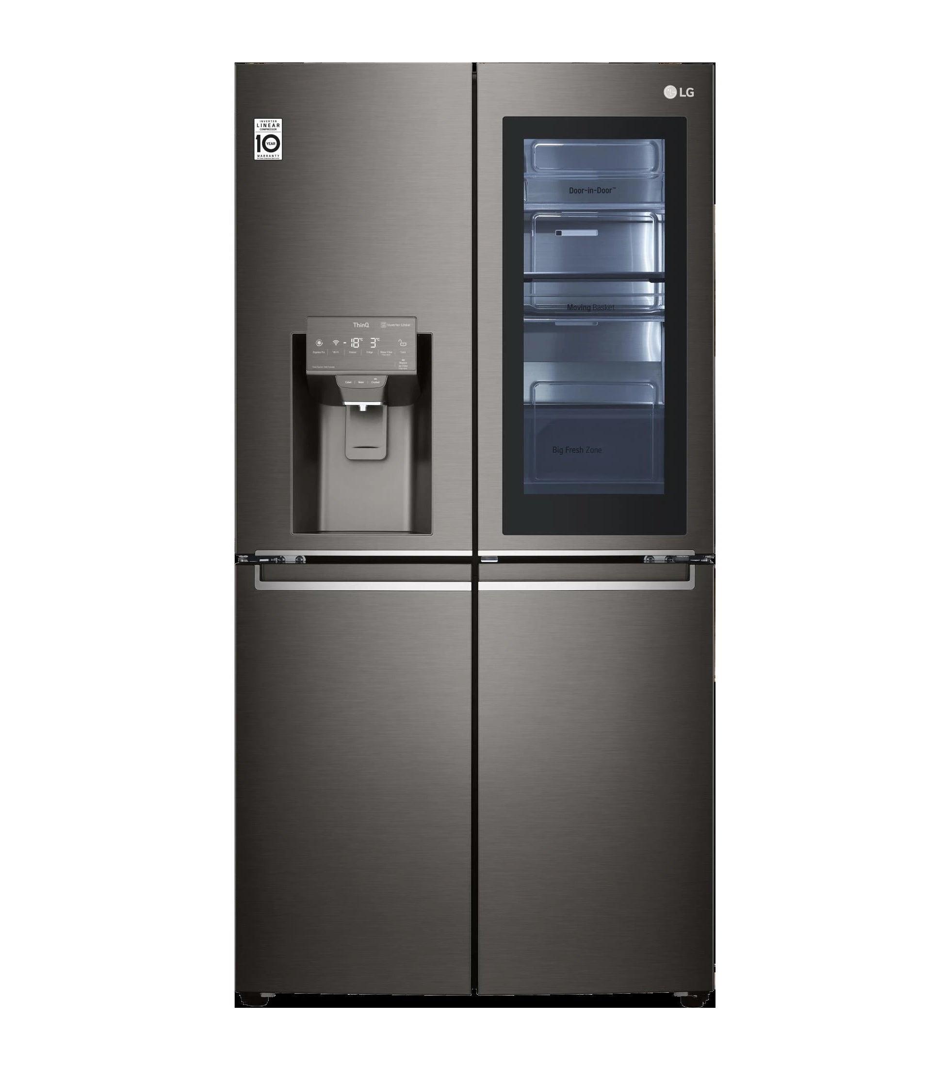 LG GFV706BSL Refrigerator