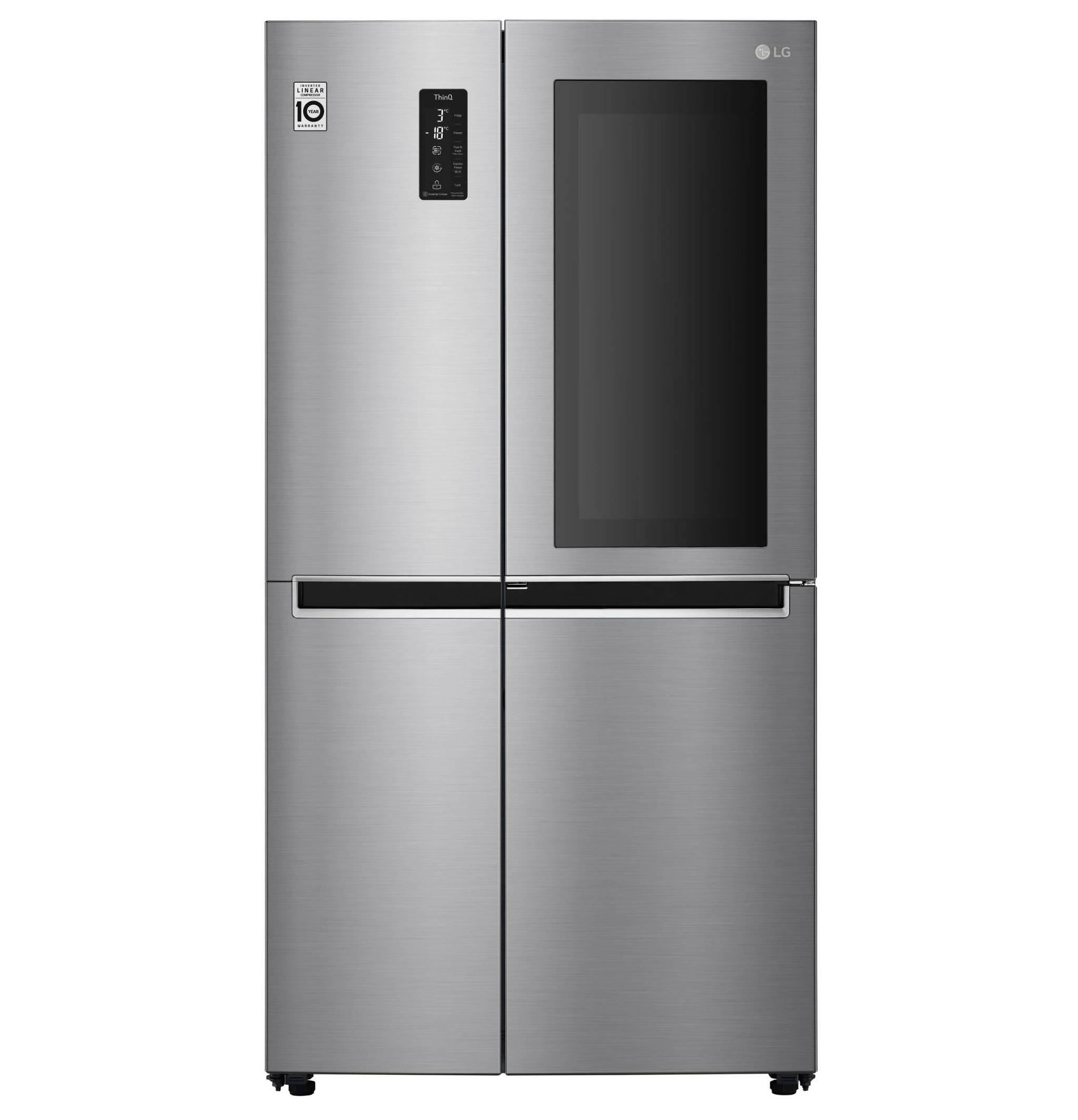 LG GS-VB680PL Refrigerator