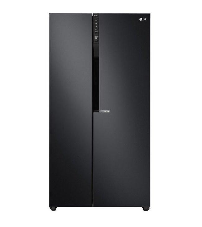 LG GSB680M Refrigerator