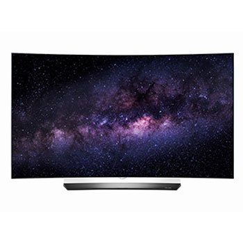 LG OLED65C6T 65inch 4K OLED Curved TV