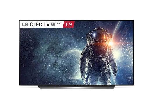 LG OLED77C9PTA 77inch UHD OLED TV