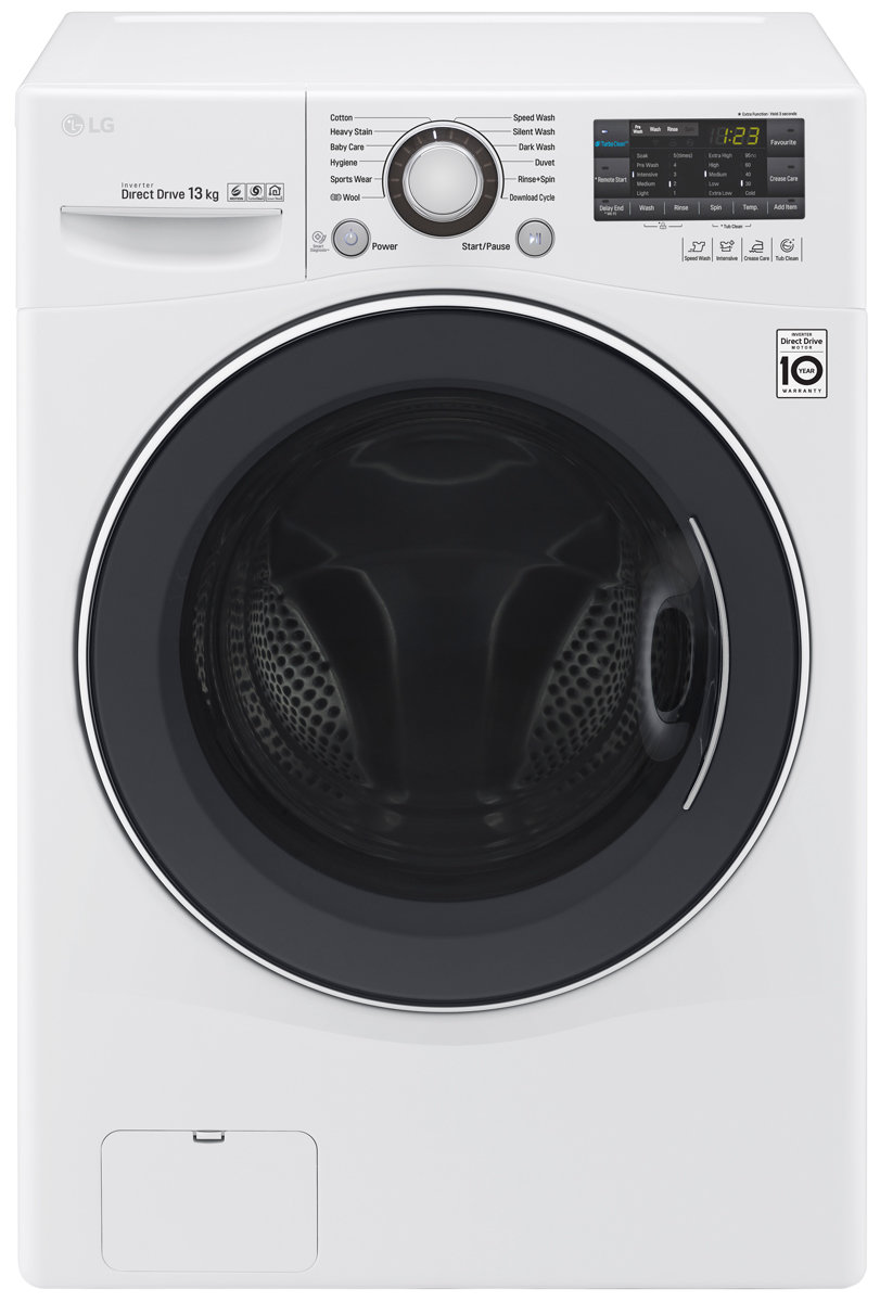 LG WD1013NDW Washing Machine