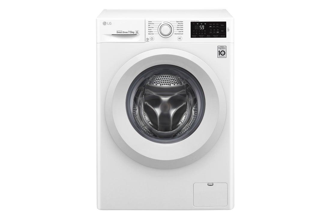LG WD1275TC5W Washing Machine
