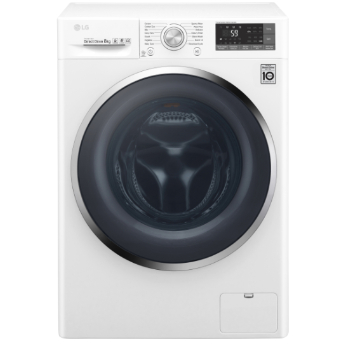 LG WD1408NCW Washing Machine