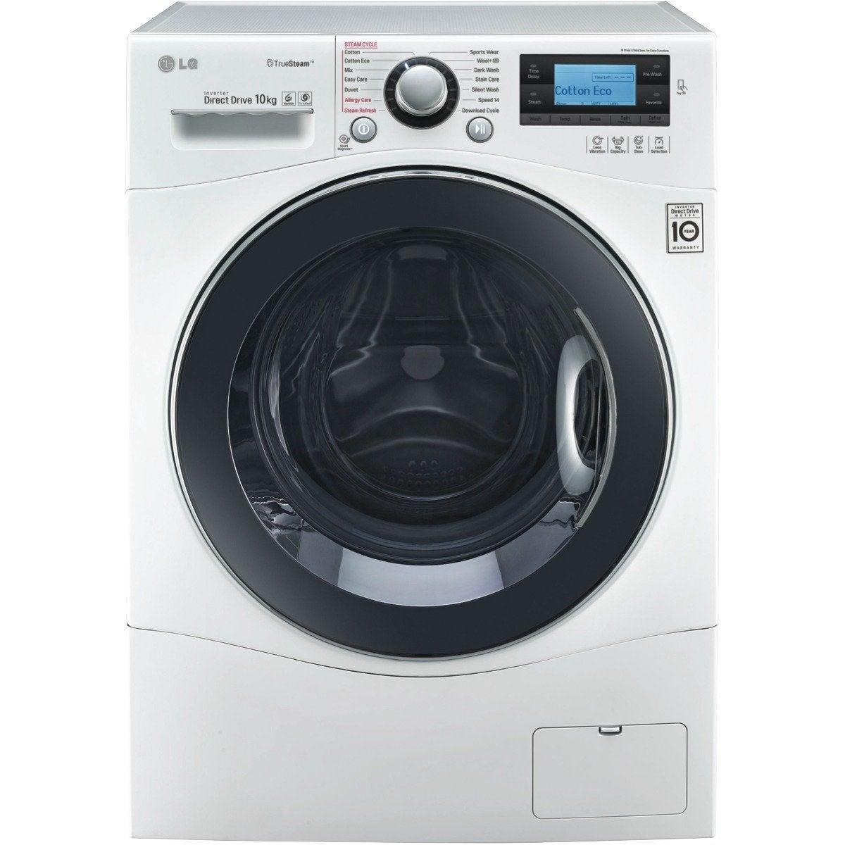LG WD1410SBW Washing Machine