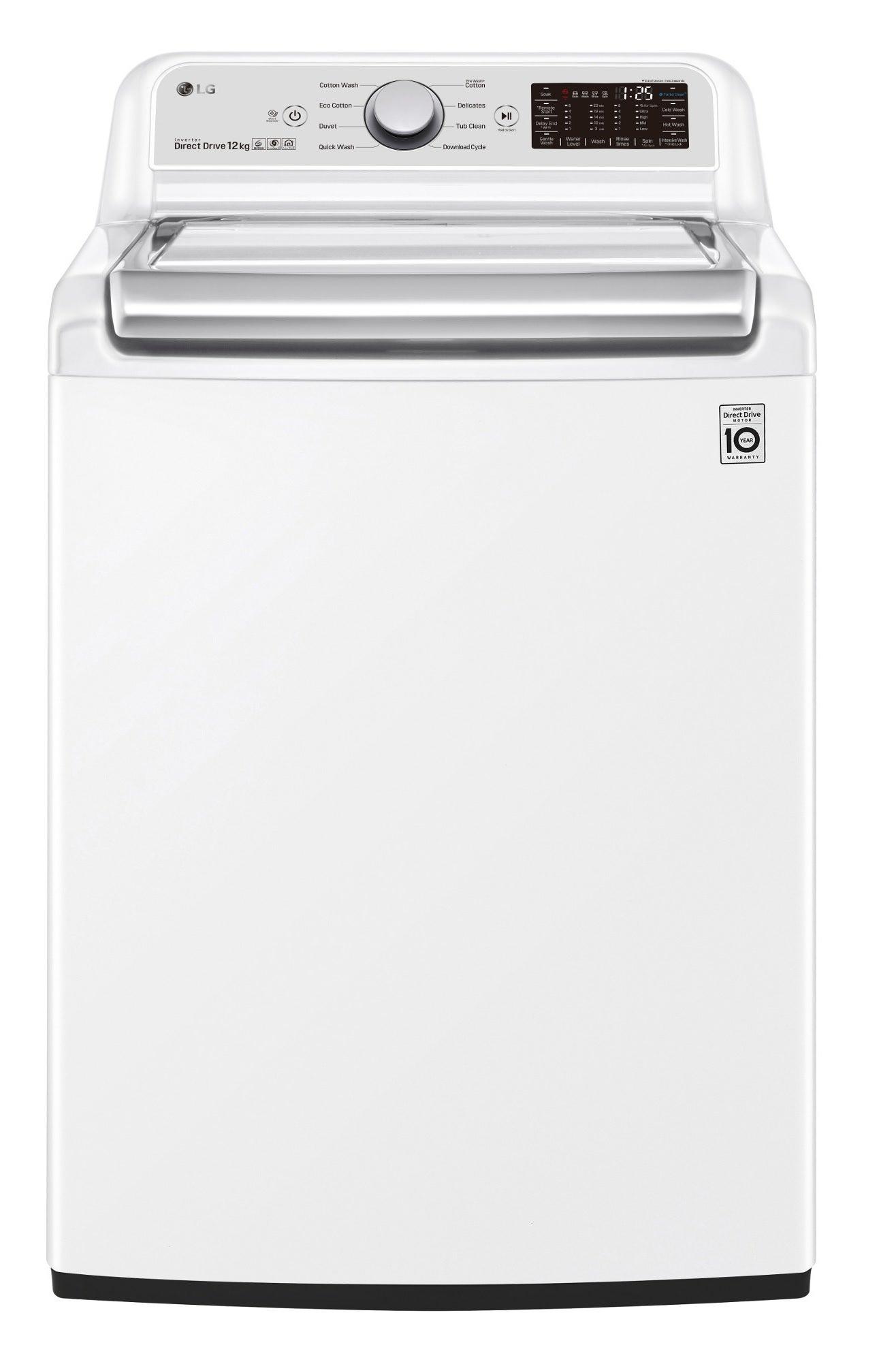 LG WTR1234WF Washing Machine