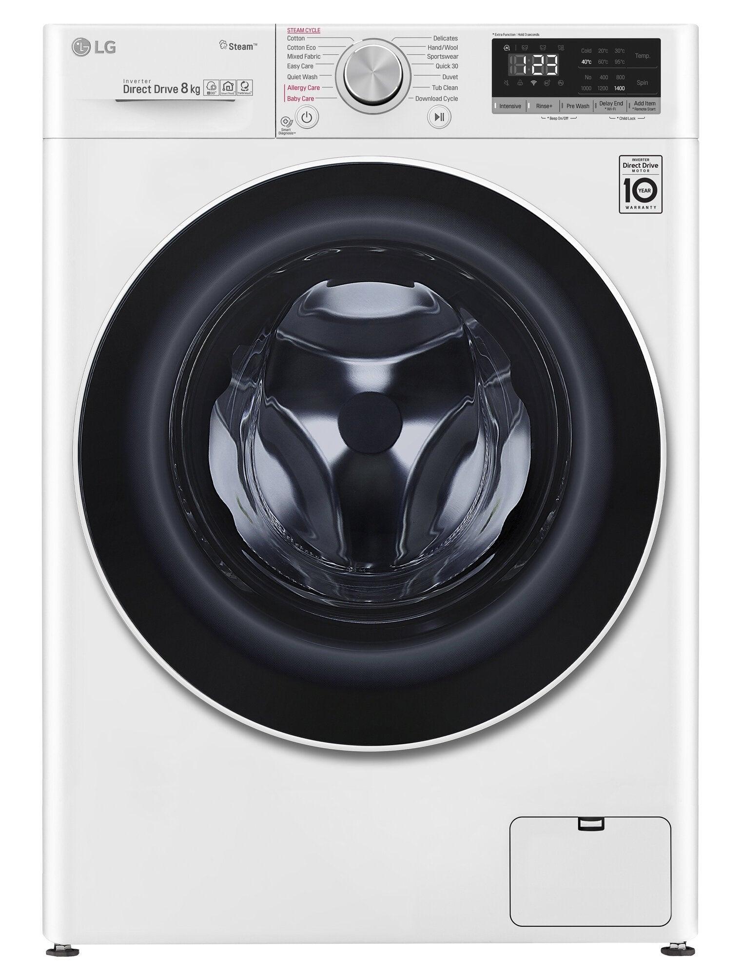 LG WV51408W Washing Machine