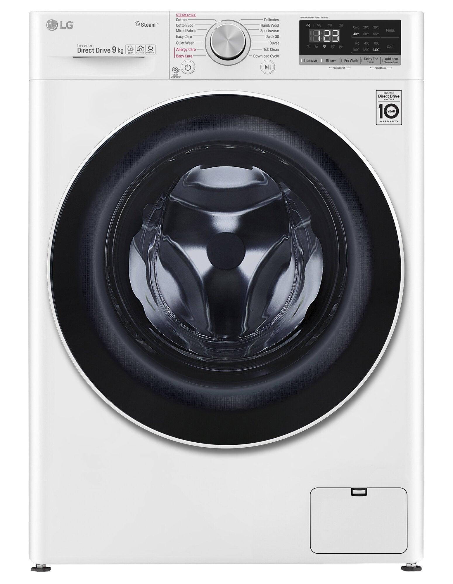 LG WV51409W Washing Machine