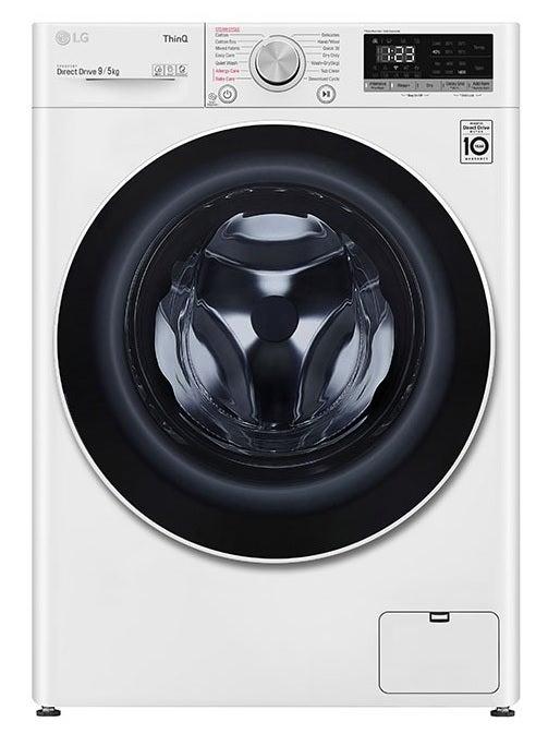 LG WVC5-1409W Washing Machine