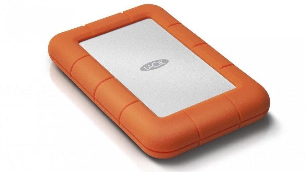 LaCie Rugged Mini 2.5 LAC301558 1TB Hard Drive