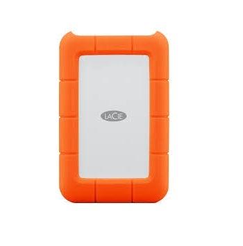 LaCie Rugged Thunderbolt USB C Hard Drive