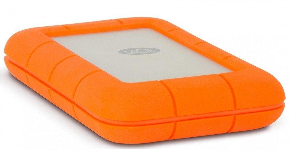 LaCie Rugged Thunderbolt LAC9000489 2TB Hard Drive