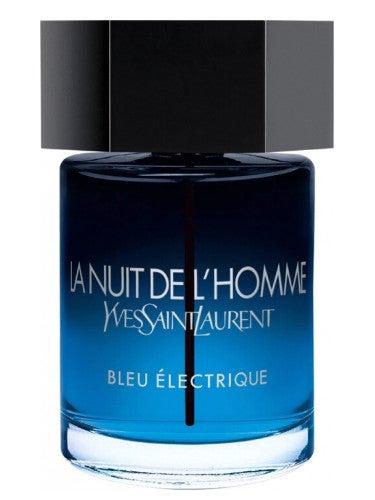 Yves Saint Laurent La Nuit De LHomme Bleu Electrique Men's Cologne