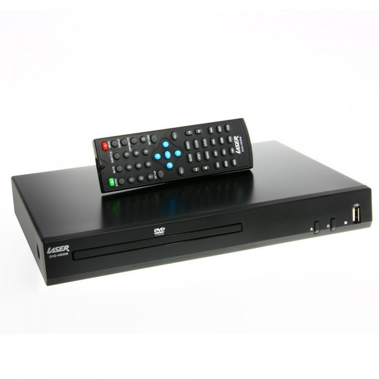 Laser co Laser DVDHD008 DVD Player