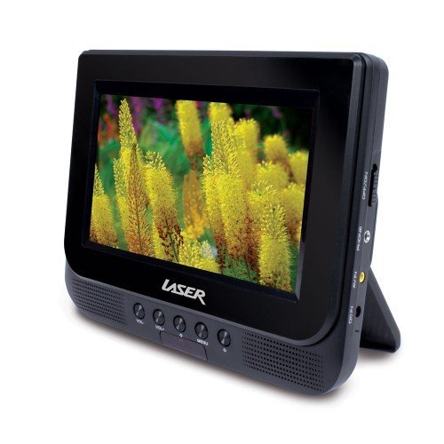 Laser DVDPORT7DUAL DVD Player