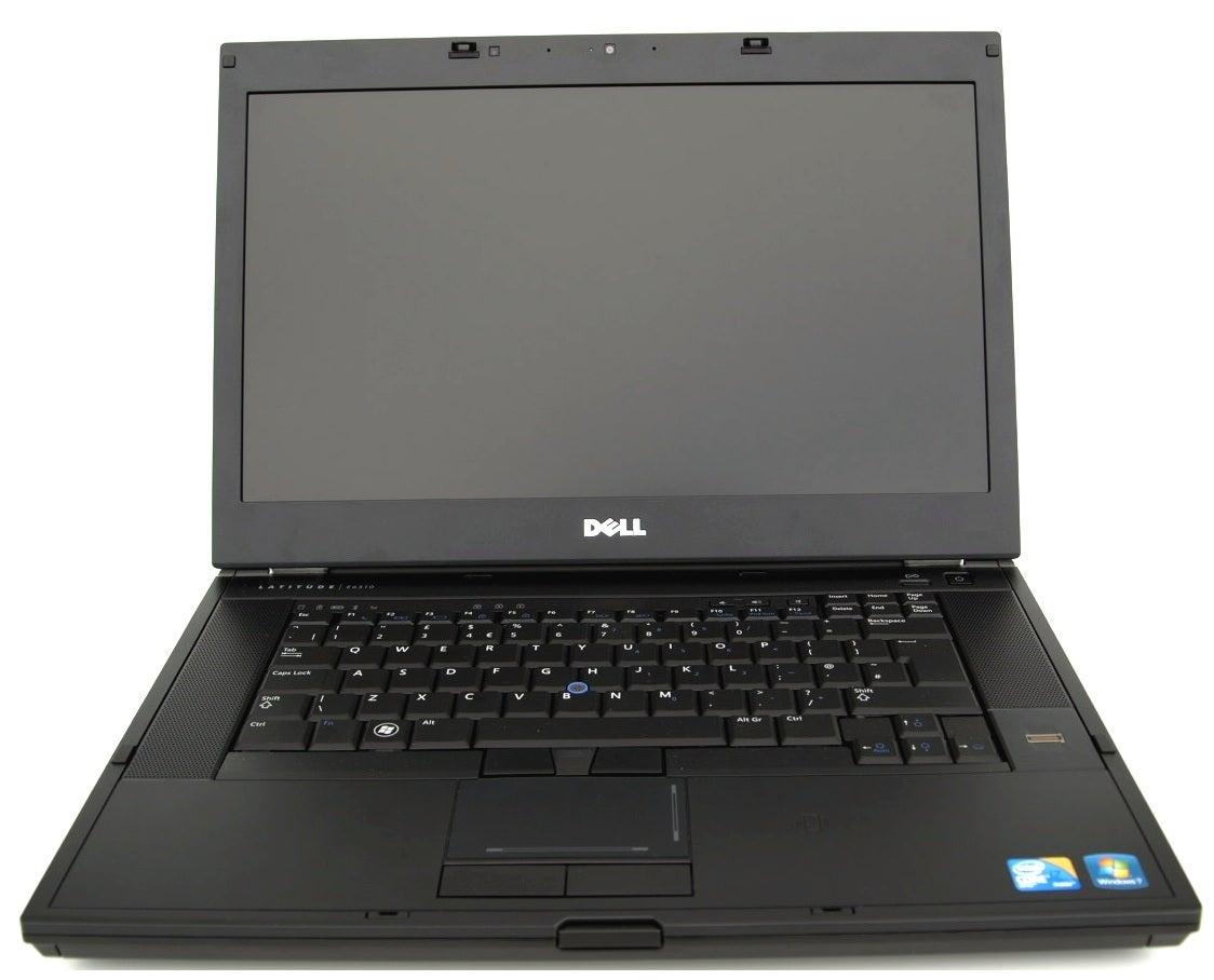 Dell Latitude E6510 15 inch Refurbished Laptop