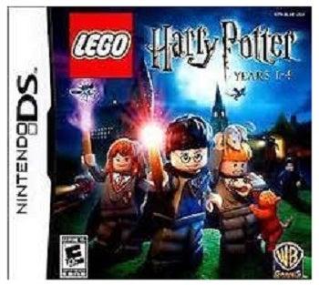 Warner Bros Lego Harry Potter Years 1-4 Nintendo DS Game