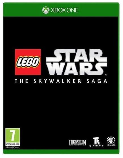 Warner Bros Lego Star Wars The Skywalker Saga Xbox One Game