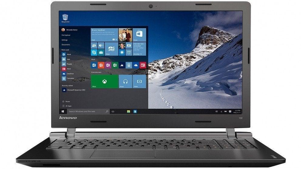 Lenovo Ideapad 110 80T700DTAU Laptop