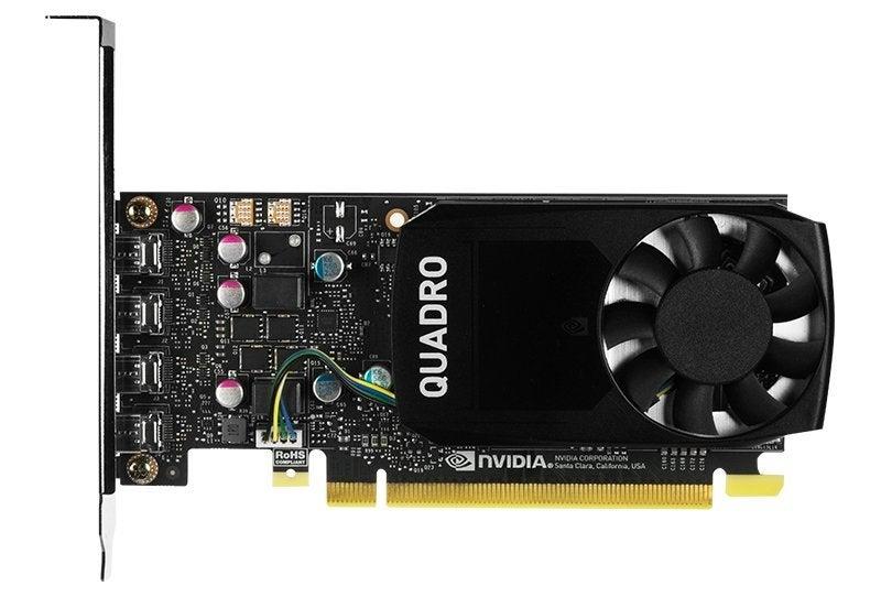 Lenovo Nvidia Quadro P1000 4GB Graphics Card