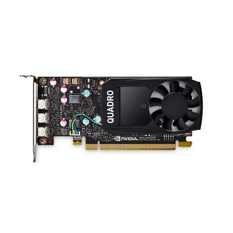 Lenovo Nvidia Quadro P400 2GB Graphics Card