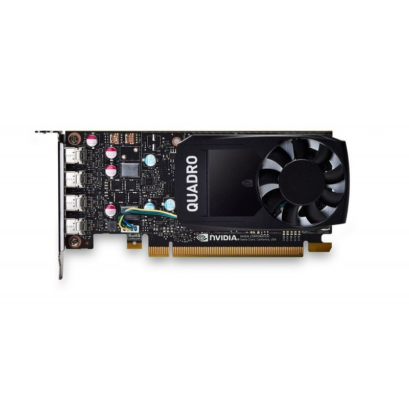Lenovo Nvidia Quadro P600 2GB Graphics Card