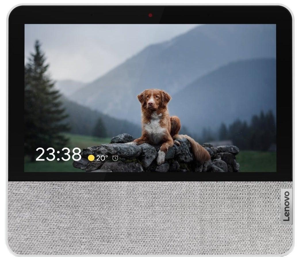 Lenovo Smart Display 7 Home Automation