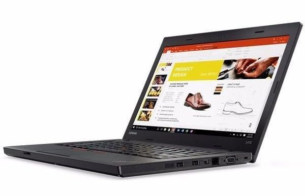 Lenovo ThinkPad L470 20J4CTO1WWENSG1 14inch Laptop