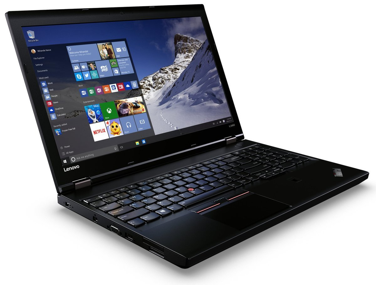 Lenovo ThinkPad L560 20F1A01FAU 15.6inch Laptop