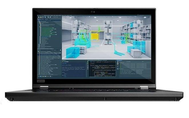Lenovo ThinkPad P53 15 inch Laptop