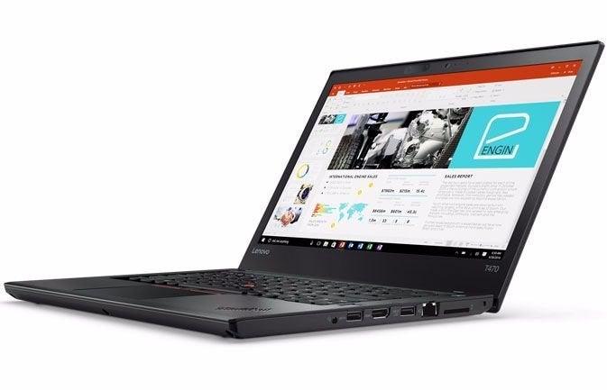 Lenovo ThinkPad T470 20HDA00DAU 14inch Laptop
