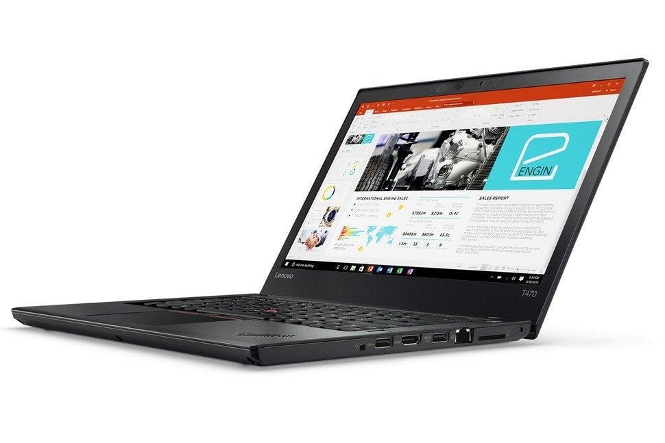 Lenovo ThinkPad T470p 20J6CTO1WWENSG0 14inch Laptop