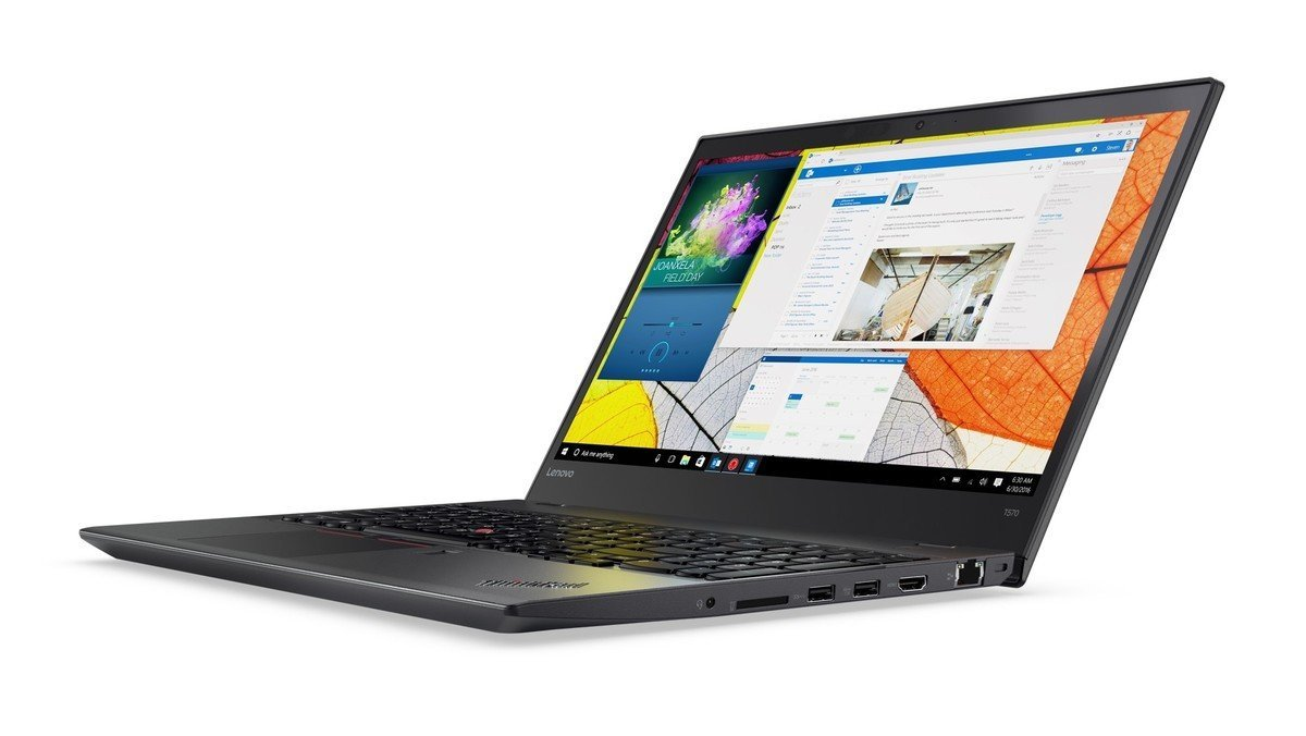 Lenovo ThinkPad T570 20H9CTO1WWENSG2 15.6inch Laptop