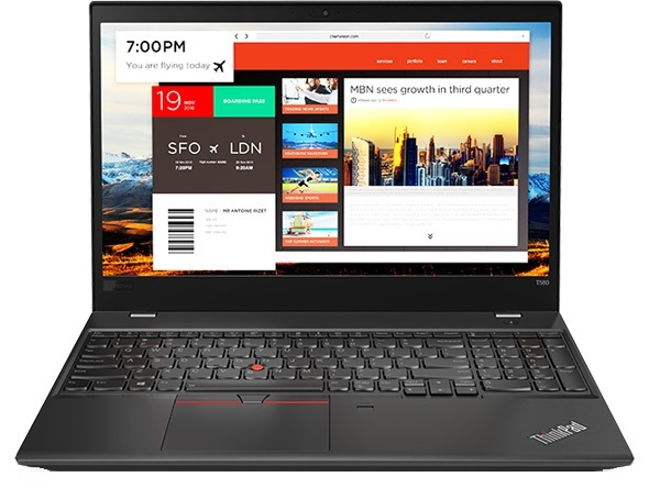 Lenovo ThinkPad T580 20L9000VAU 15.6inch Laptop