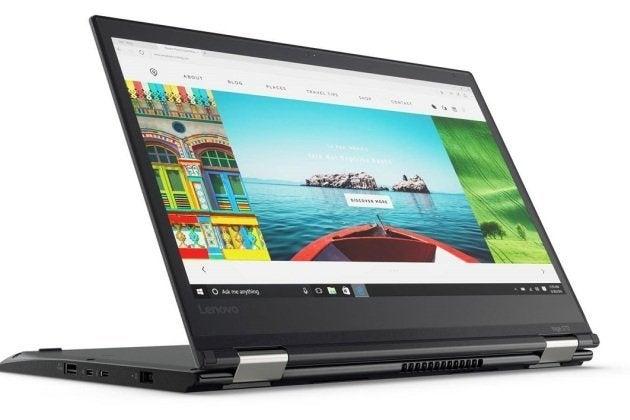 Lenovo ThinkPad Yoga 370 20JHCTO1WWENSG0 13.3inch Laptop