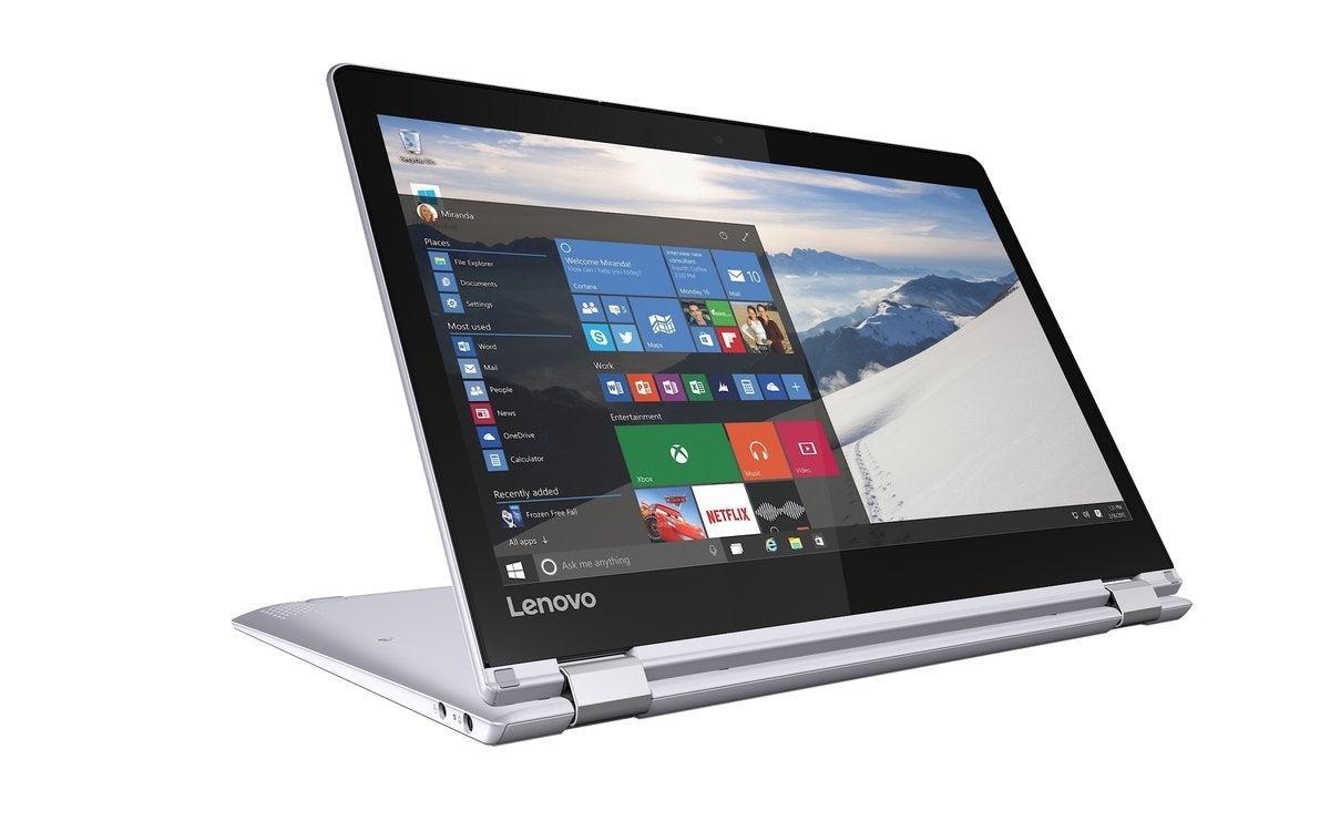 Lenovo Yoga 710 80V6001CSB 11inch Laptop