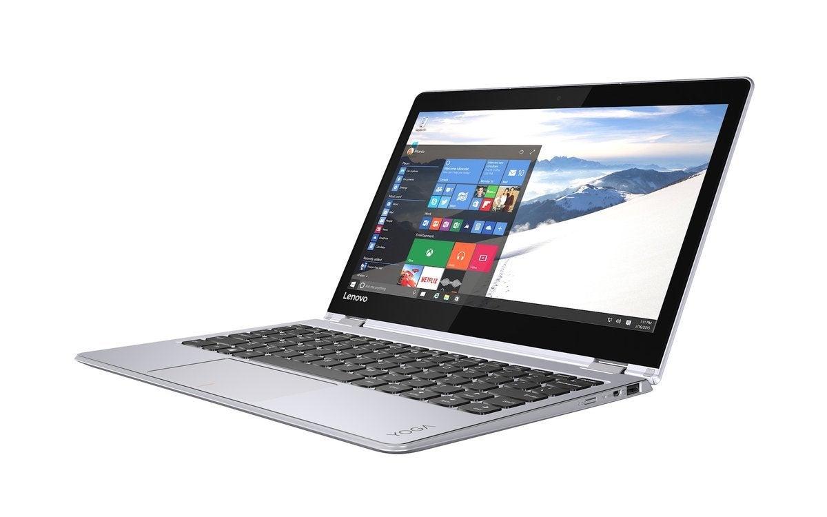 Lenovo Yoga 710 80V6001KSB 11inch Laptop