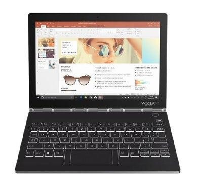 Lenovo Yoga Book C930 10 inch 2-in-1 Laptop