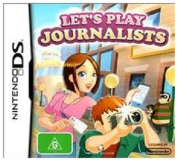 Deep Silver Lets play Journalists Nintendo DS Game